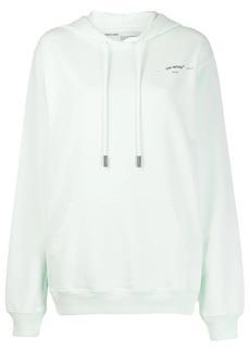 Off-White corals arrows print hoodie