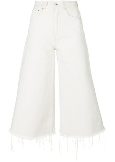 Off-White cropped trousers