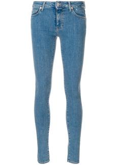 Off-White denim printed jeans