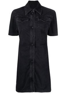 Off-White denim shirt dress
