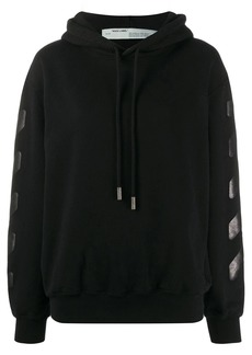Off-White Diag oversized hoodie