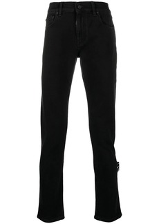 Off-White Diag skinny jeans