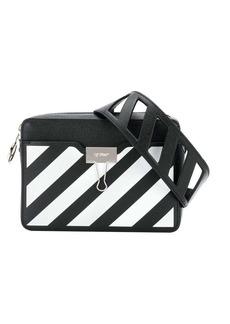 Off-White Diagonal camera belt bag