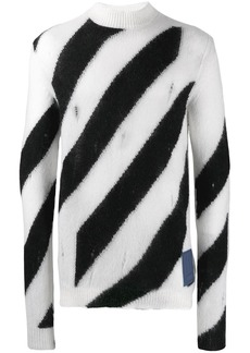 Off-White Diagonal jumper