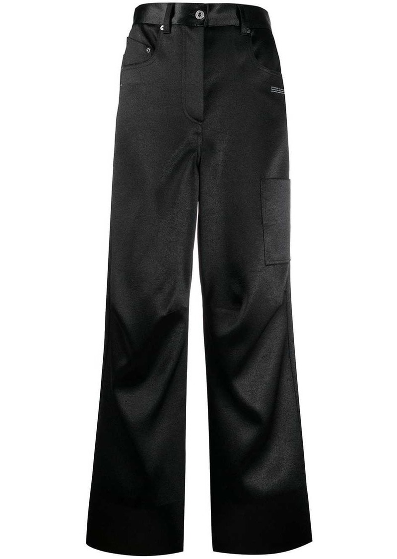 Off-White Duchesse Tomboy trousers