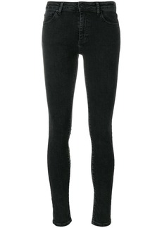 Off-White embroidered detail jeans