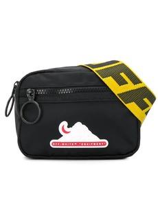 Off-White Equipment logo patch belt bag