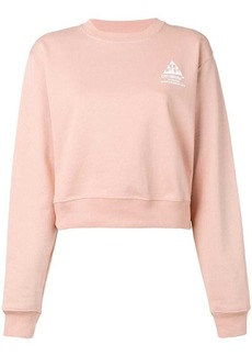 Off-White floral embroidered sweatshirt