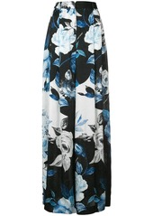 Off-White floral palazzo pants