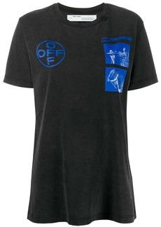 Off-White Hardcore Caravaggio print T-shirt