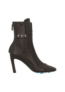 Off-White Heel ankle boots