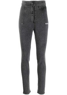 Off-White high waisted jeans