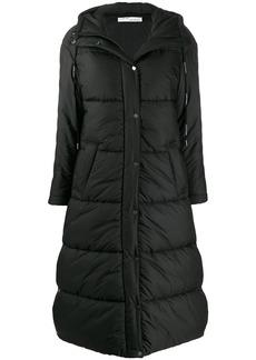 Off-White hooded padded coat