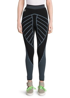 Off-White Knit Active Leggings