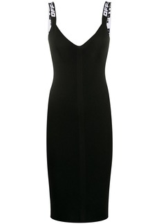 Off-White KNIT INDUSTRIAL LONG DRESS BLACK NO COLO
