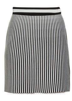 Off-White Knit Skirt