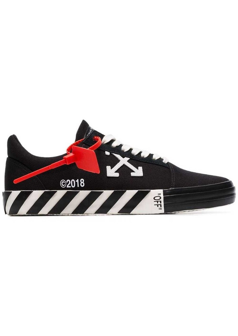Off-White lace-up sneakers