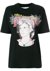 Off white lady diana tribute print t shirt abv5a895ce4 a