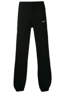 Off-White logo jogging trousers