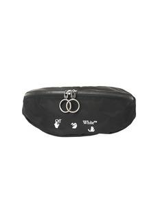Off-White Logo Nylon Belt Bag<br>