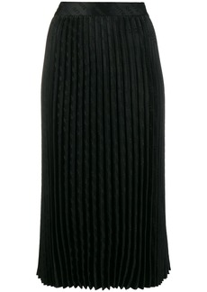 Off-White Lunar New Year pleated skirt