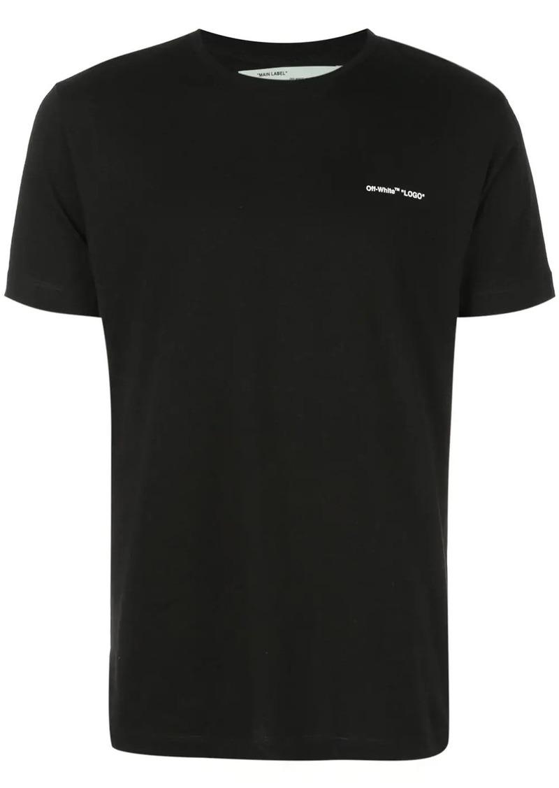 """Off-White """"LOGO"""" print T-shirt"""