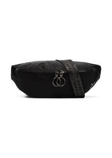 Off-White logo-tape belt bag