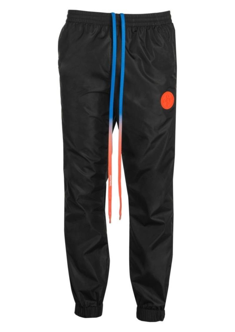 Off-White Logo Tape Track Pants