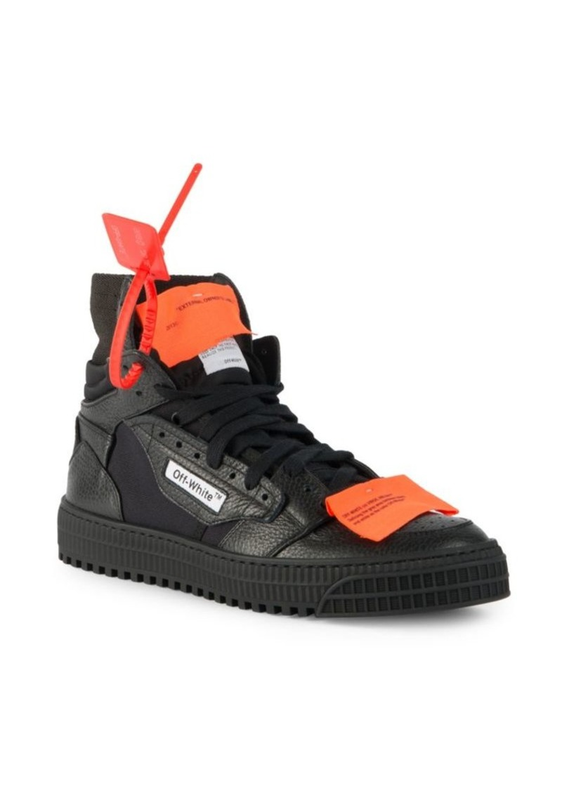 Off-White Low 3.0 Sneakers  7c63aa0e55