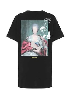 Off-White Mariana de Silva cotton T-shirt