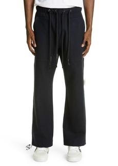 Men's Andre Walker X Off-White Wool Sweatpants