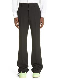 Men's Off-White Formal Chino Pants
