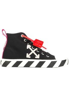 Off-White Arrow stripe sneakers