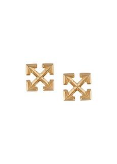 Off-White mini Arrow stud earrings
