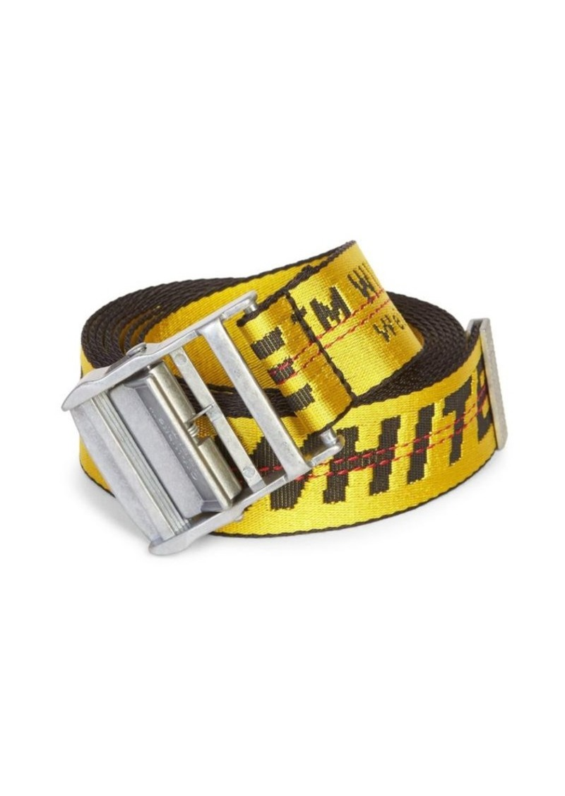 100% høj kvalitet super billig rabat butik Off-White Mini Industrial Belt | Belts