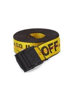 Off-White Mini Industrial Logo Belt