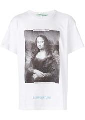 Off-White Mona Lisa arrows T-shirt