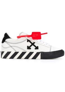 Off-White Arrows vulcanised low-top sneakers