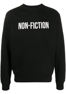 Off-White Non-fiction sweatshirt