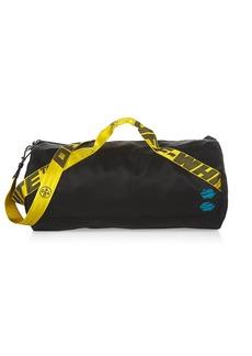 Off-White Nylon Duffel Bag