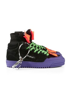 Off-White Off Court Colorblock Sneakers