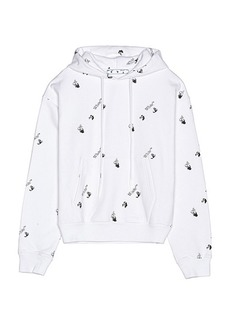 OFF-WHITE All Over Hoodie