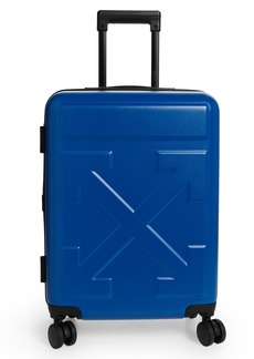 Off-White Arrow Cabin Trolley Wheeled Suitcase