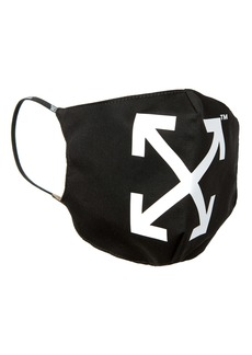 Off-White Arrow Logo Adult Reversible Face Mask