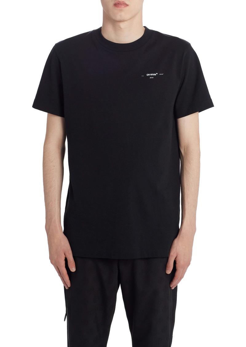 Off-White Arrow Logo Slim T-Shirt