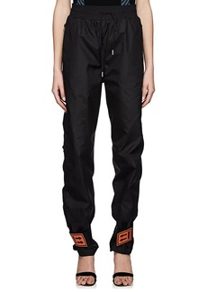 Off-White c/o Virgil Abloh Women's Cotton Jogger Pants