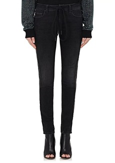 Off-White c/o Virgil Abloh Women's Embellished Skinny Jeans
