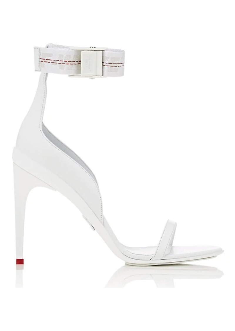 1a9c4281c Off-White Off - White c/o Virgil Abloh Women's Industrial Leather Sandals