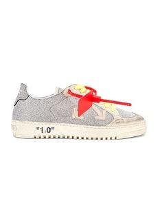 OFF-WHITE Glitter Arrow 2.0 Sneaker