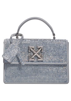 Off-White Jitney Crystal Handbag